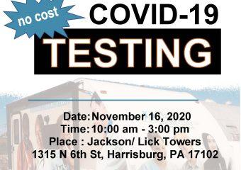 No-Cost COVID Testing